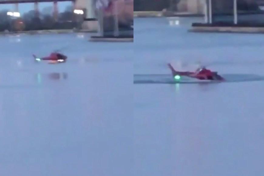🇺🇸 New-York : 5 morts dans le crash d'un hélicoptère dans l'East River