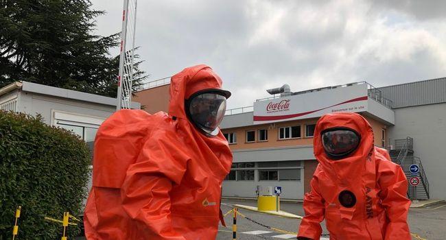 🇫🇷 Castanet-Tolosan (31) : Un mélange incompatible provoque l'intoxication légère de quatre employés de l'usine Coca-Cola