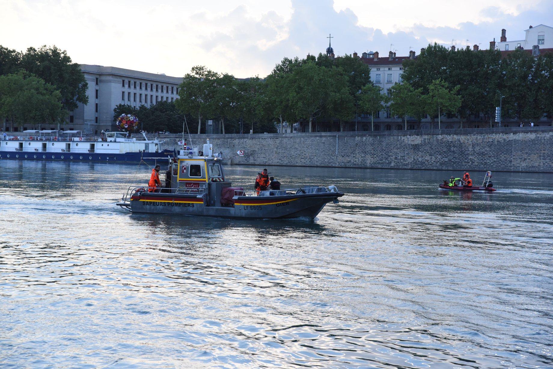 🇫🇷 Rhône (69) : Il disparaît après avoir plongé