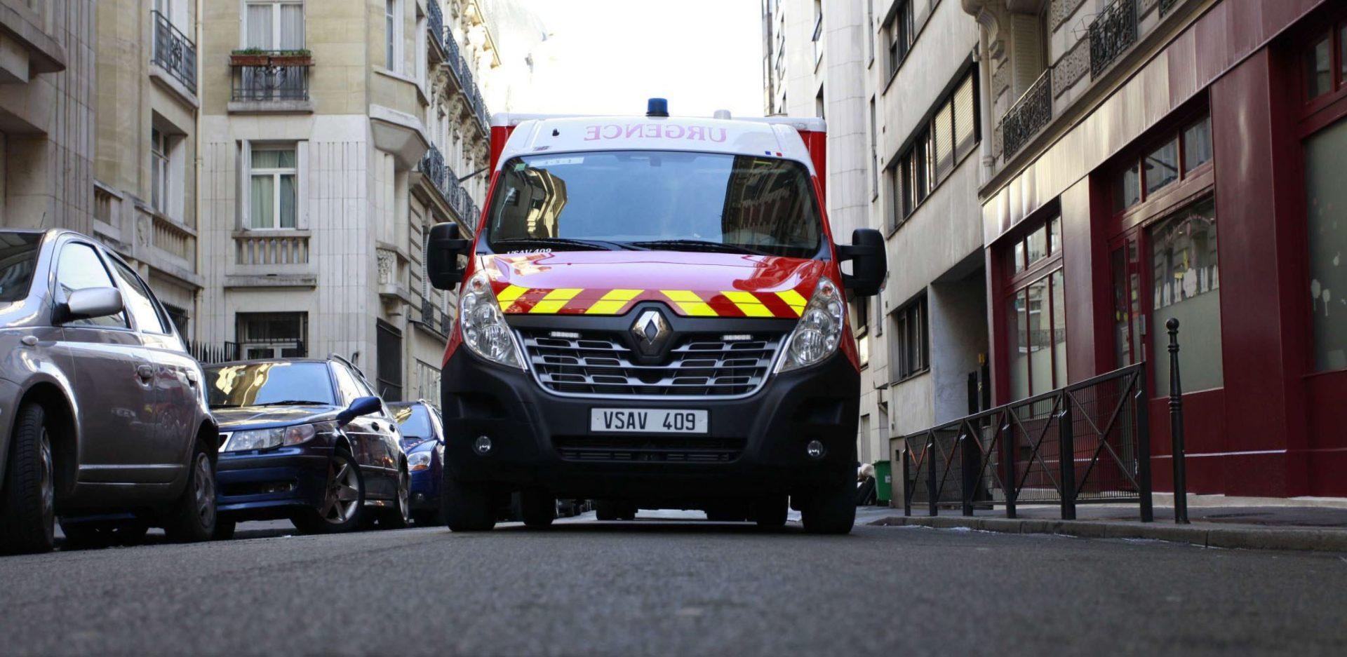 🇫🇷 Aix-en-Provence (13) : L'ambulance des pompiers volée durant une intervention urgente