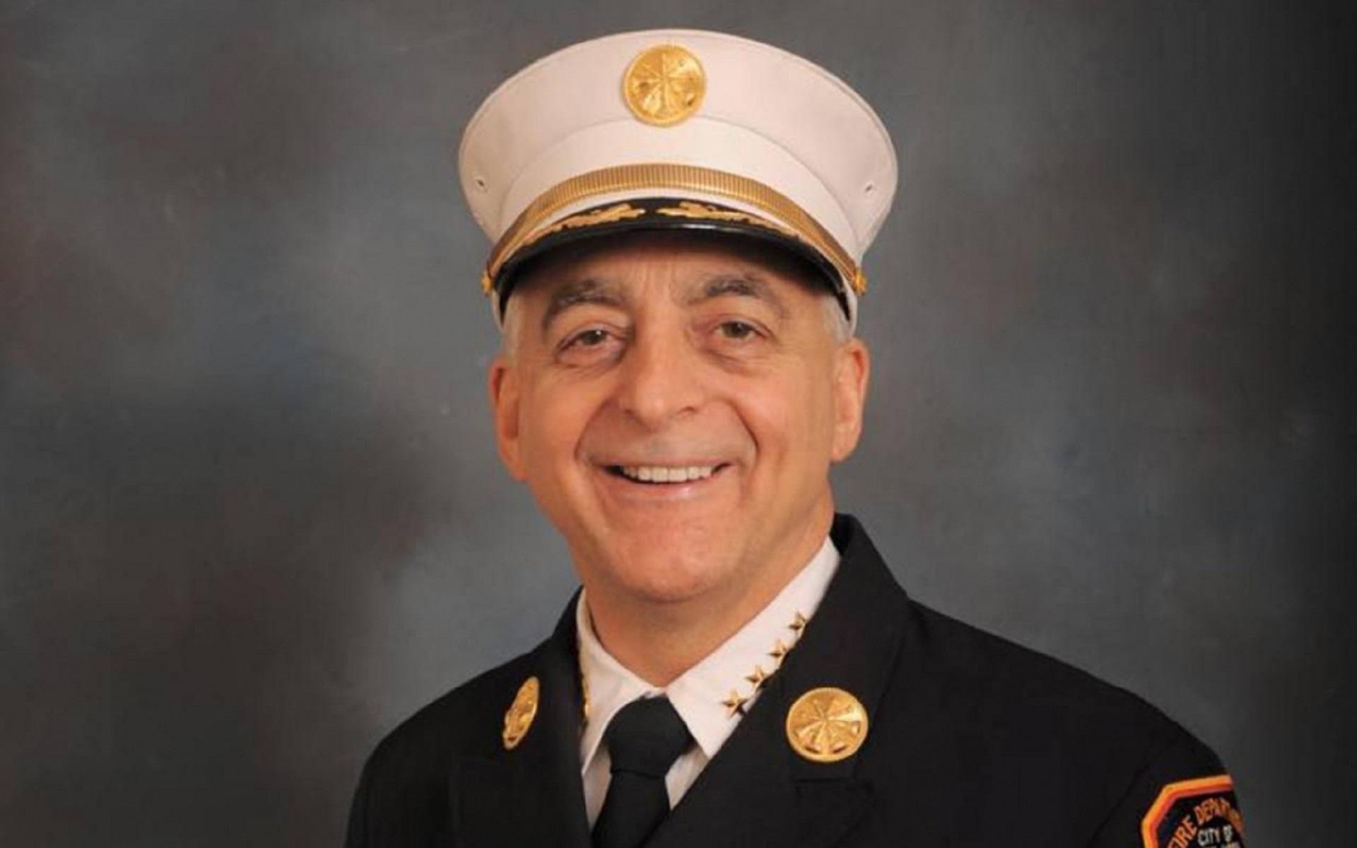 🇺🇸 New York : L'ancien chef des pompiers meurt d'un cancer lié aux attentats du 11-Septembre