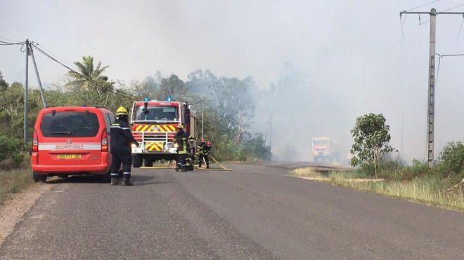 🇫🇷 Nouvelle-Calédonie (988) : Décès d'un pompier dans un feu de forêt