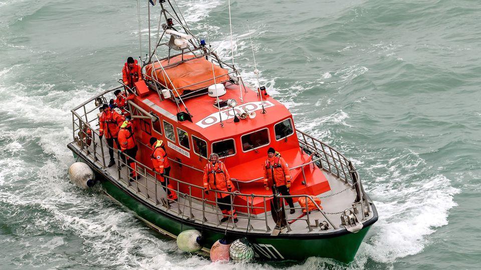 🇫🇷 Calais (62) : Exercice de sauvetage de grande ampleur en mer