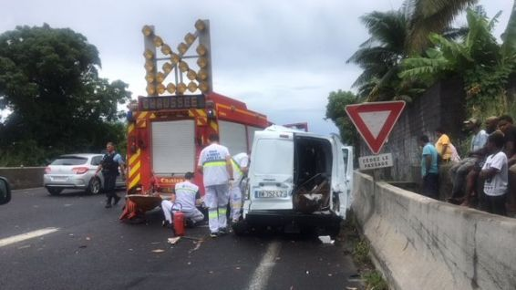 🇷🇪 Saint-André (974) : Un pompier perd la vie dans un sur-accident