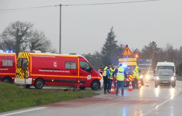 🇫🇷 Mont-Dol (35) : Deux jeunes femmes blessées dans un accident de la route