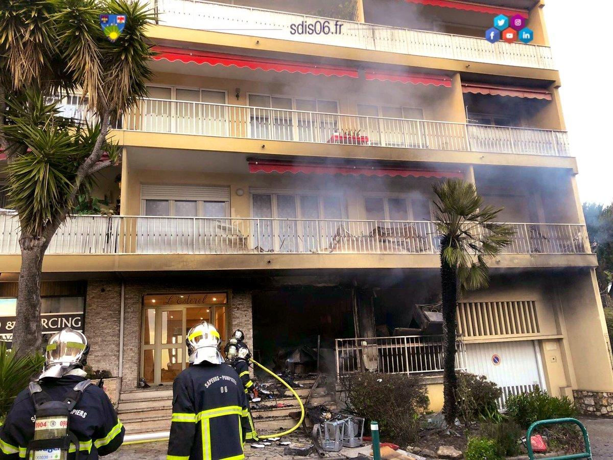 🇫🇷 Grasse (06) : Une explosion de gaz dans une pizzeria fait un blessé