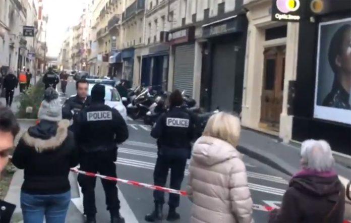 🇫🇷 Paris (75) : La rue de Trévise évacuée en raison d'une forte odeur de gaz