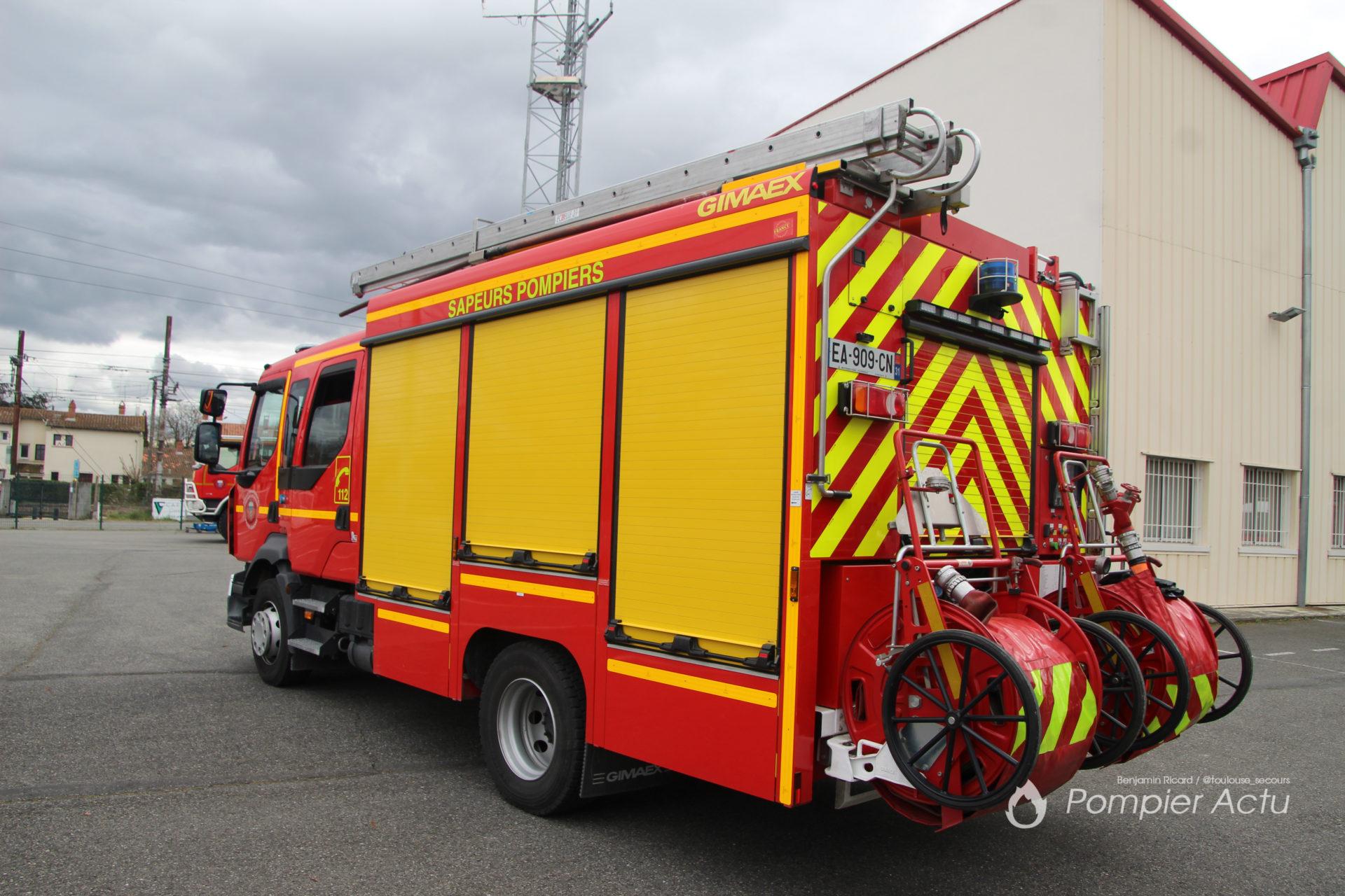 🇫🇷 Bergues (59) : Un incendie se déclare, le lapin donne l'alerte