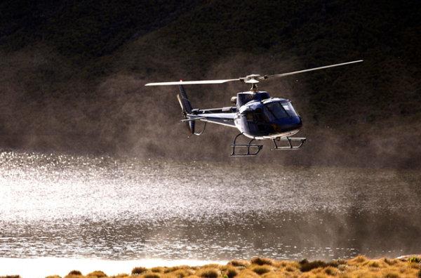 🇰🇪 Kenya : Un hélicoptère s'écrase dans un lac