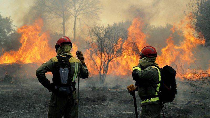 🇨🇳 Chine : 30 pompiers perdent la vie dans un feu de forêt