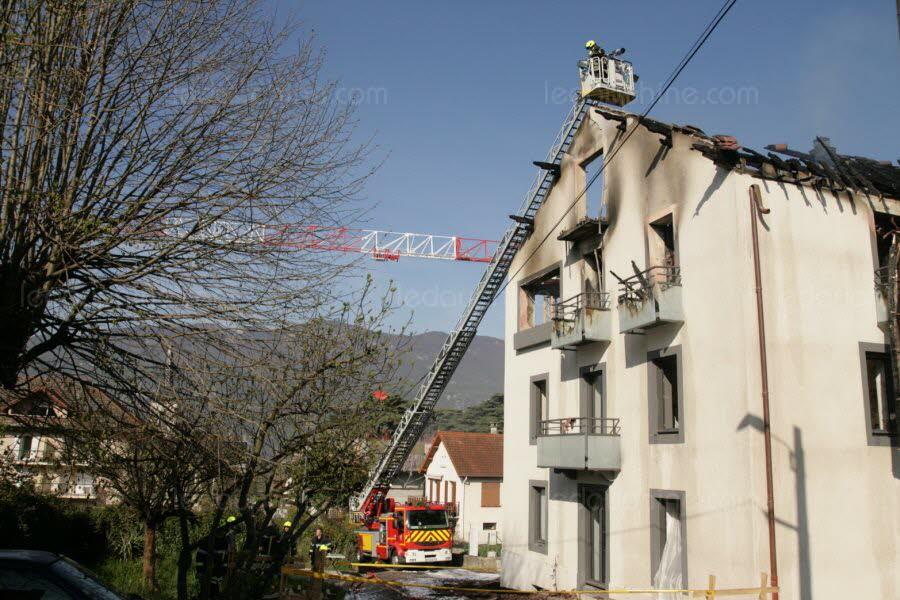 🇨🇵 Brison-Saint-Innoncent (73) : 11 personnes évacuées suite à un incendie dans leur immeuble