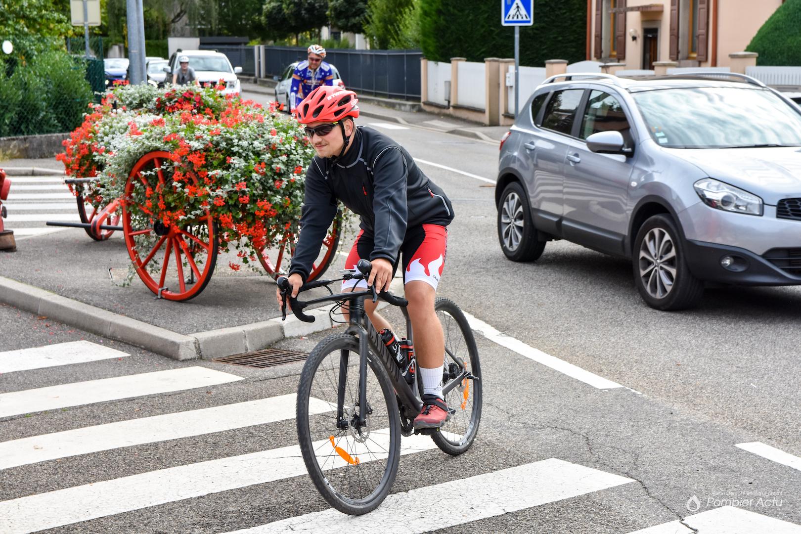 🇫🇷 Grand Est : VéloSecours édition 2019