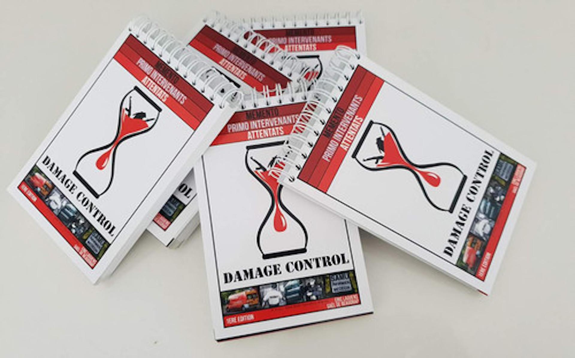 Safe Medic : Memento primo-intervenants attentats damage control