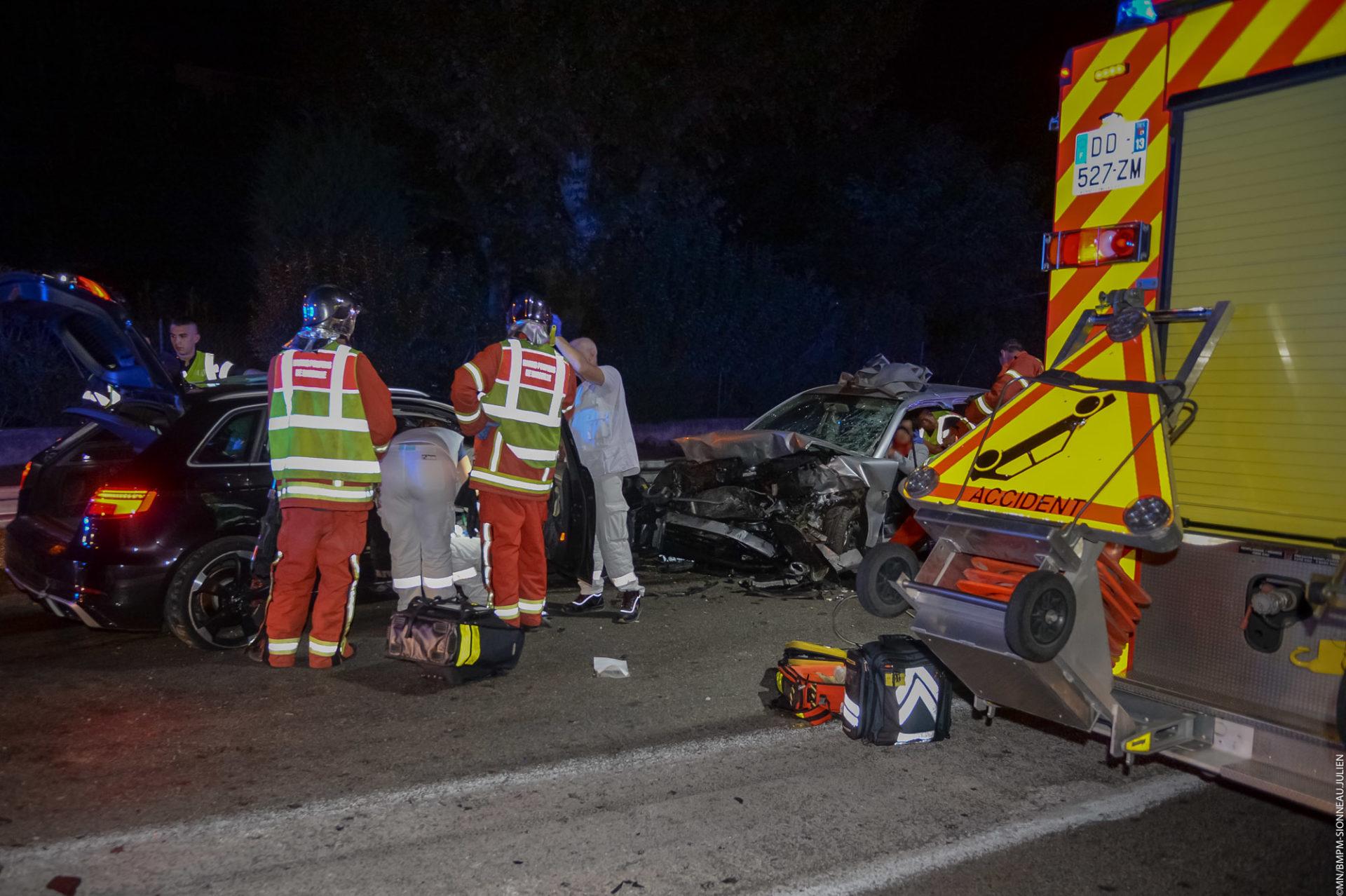 🇫🇷 Marseille (13) : Une fillette de 9 ans entre la vie et la mort suite à un accident de voiture