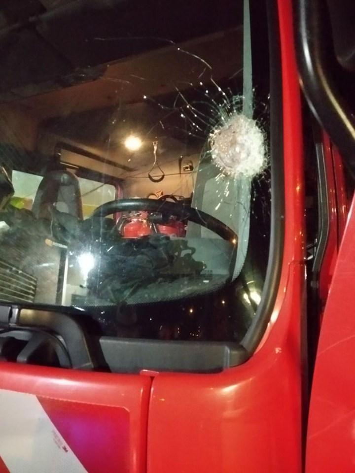 🇫🇷 Cavaillon (84) : Les pompiers pris pour cible dans une agression au cocktail Molotov