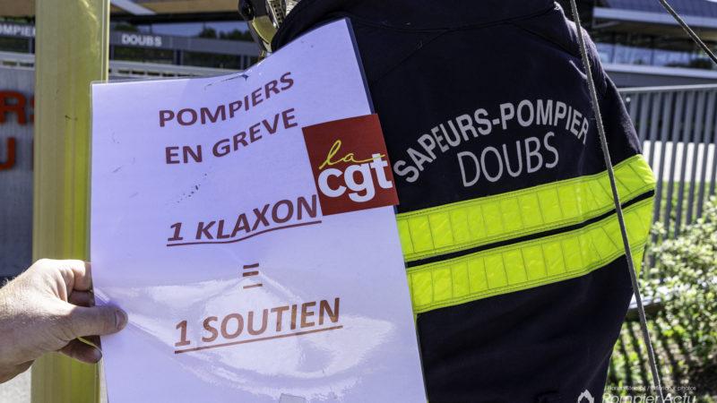 🇫🇷 France : La grève des pompiers reconduite jusqu'à fin octobre