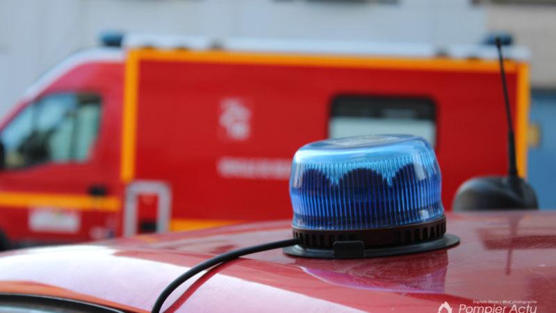 🇫🇷 Rouen (76) : L'usine Lubrizol classée Seveso prend feu