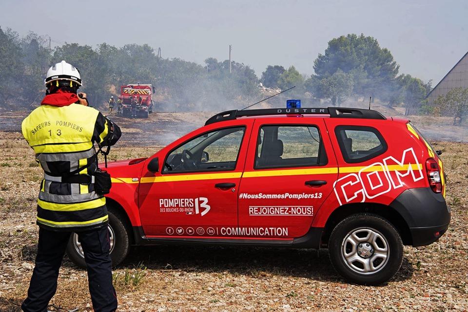 🇫🇷 Bouches-du-Rhône (13) : Le SDIS optimise la gestion de ses moyens et équipements sur 62 centres d'interventions