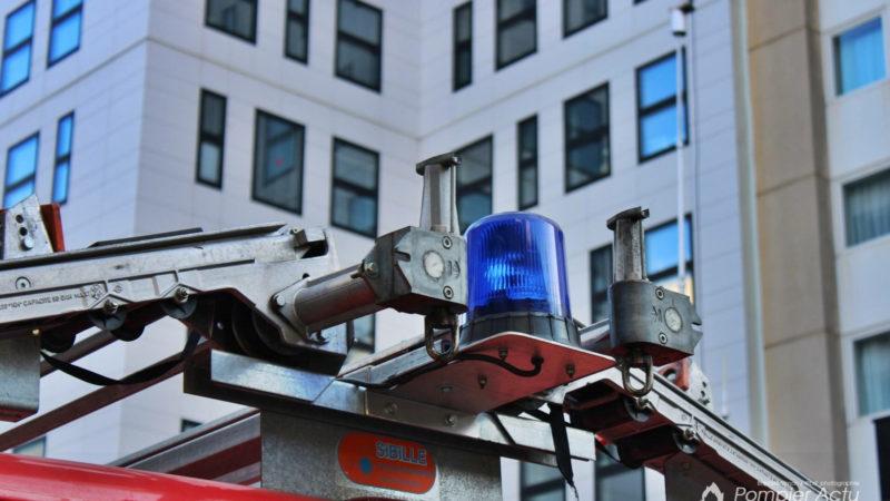 🇫🇷 Toulouse (31) : Deux pompiers blessés suite à une intervention sur un incendie d'immeuble