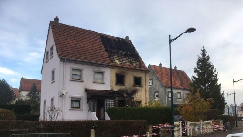 🇫🇷 Folschviller (57) : Deux enfants perdent la vie dans un incendie de maison